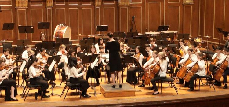 Preparatory Orchestra