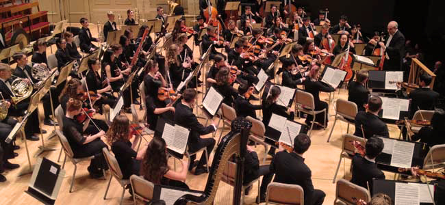 Rivers Youth Orchestra