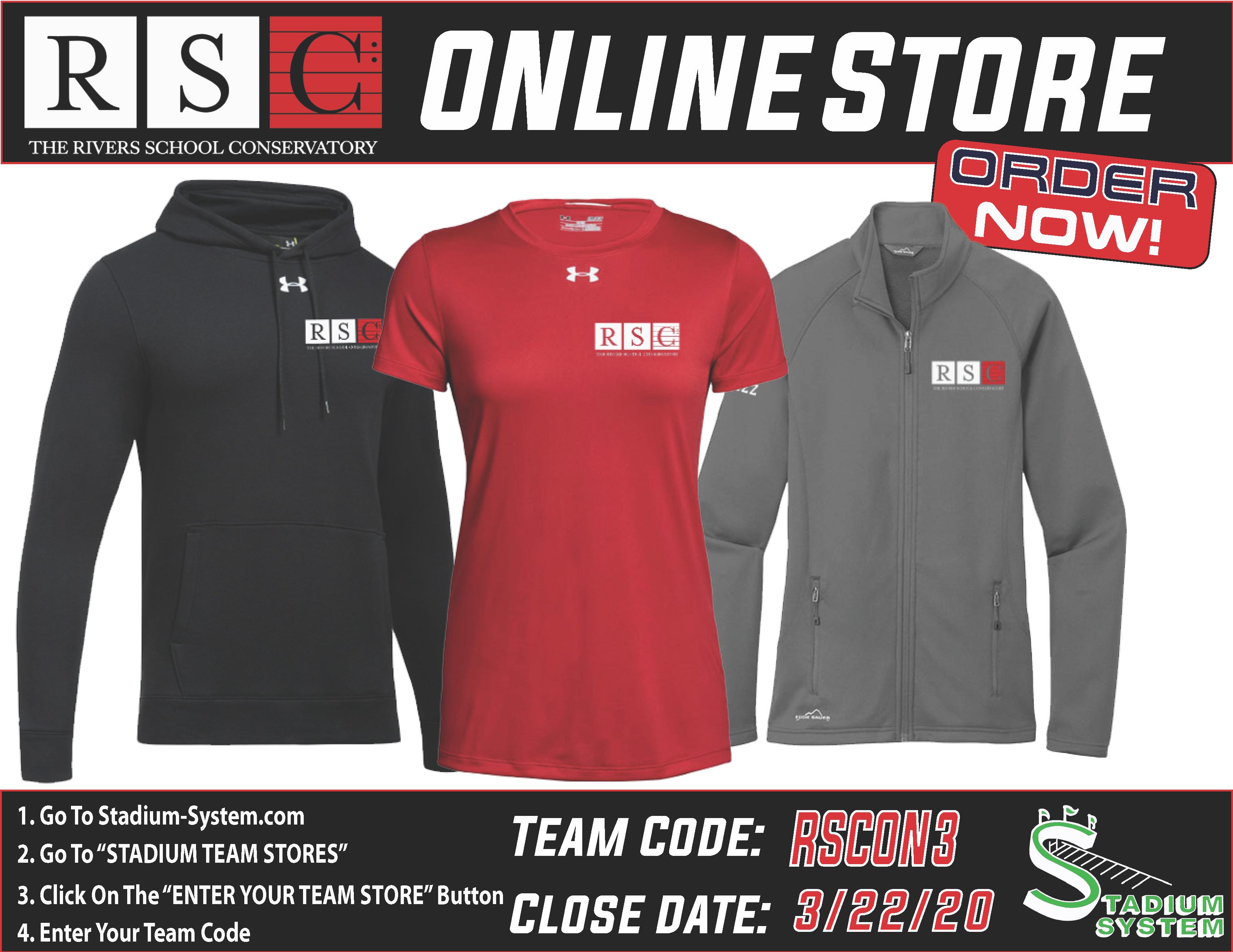 RSC Online Store