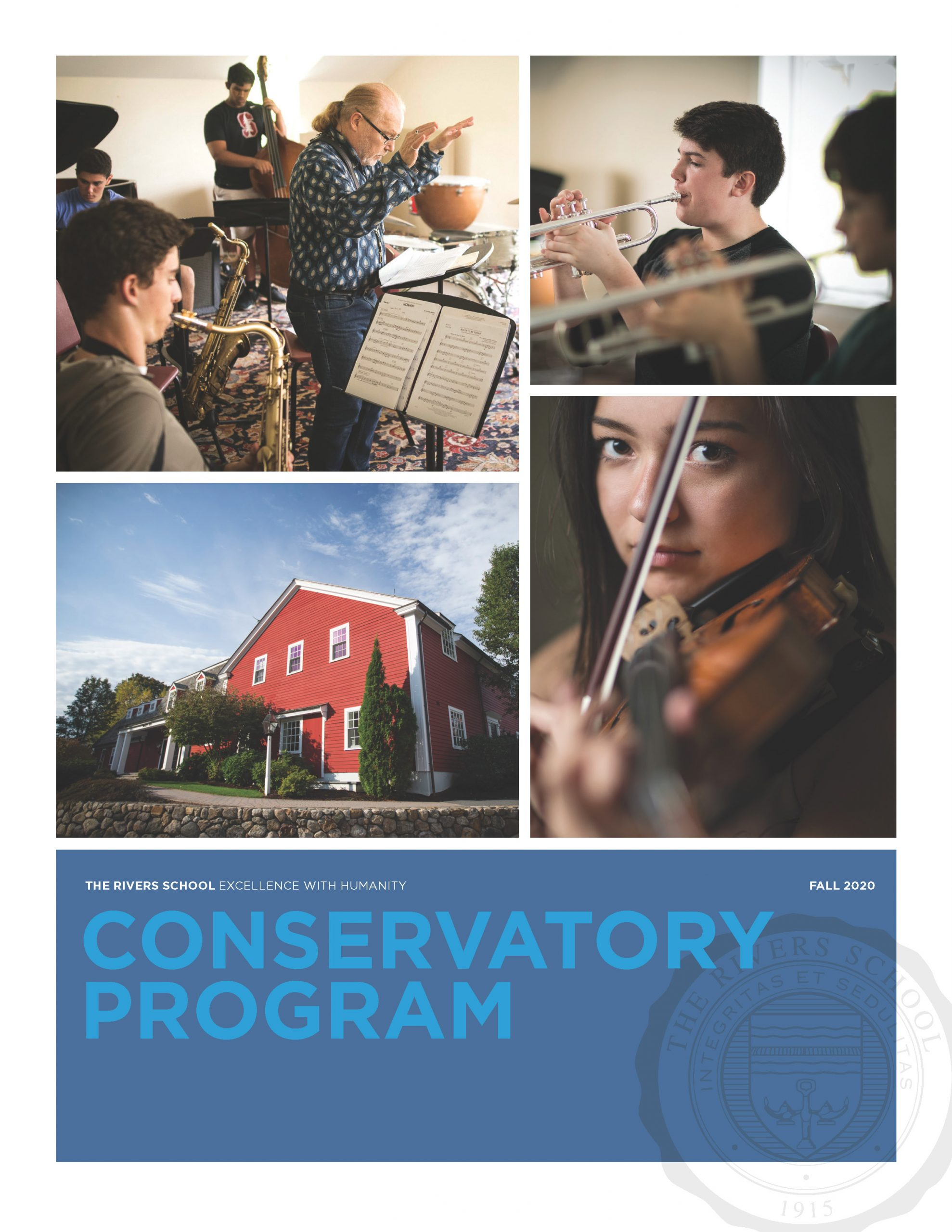 Conservatory Brochure